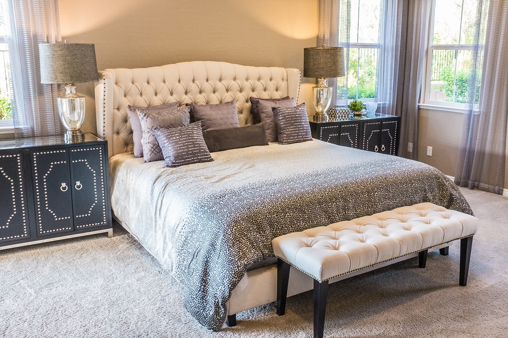 Sådan kan du skabe et lækkert soveværelse