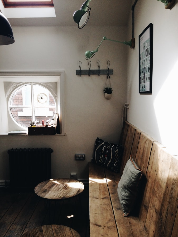 Få inspiration til indretningen af dit nye hjem