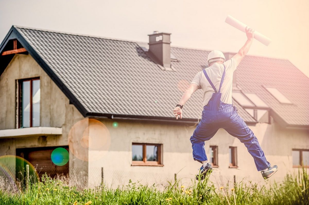 Drømmer du om hus og have?