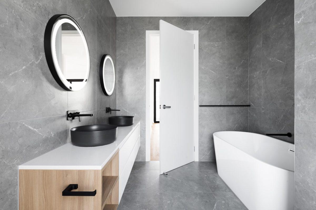 Sådan opgraderer du dit badeværelse