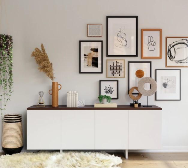 Frisk dit hjem op med interiør design